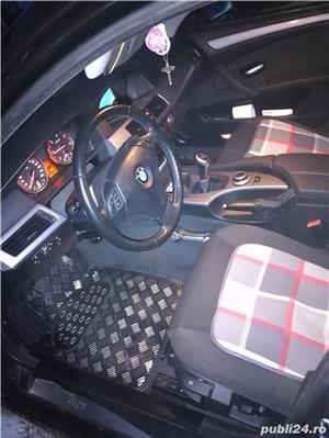 Bmw Seria 520d 177-CP Scimb sau Varianta Auto Utilitará BMW 525 XDRIVE  - imagine 5
