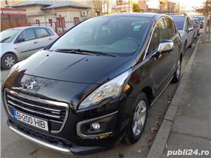 Peugeot 3008 Hybrid (Diesel + Electric) 200CP 4x4 - imagine 2