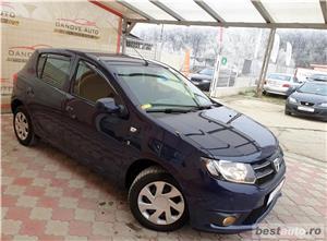Dacia Sandero,GARANTIE 3 LUNI,BUY BACK ,RATE FIXE,motor 1200 Cmc,Benzina+Gaz.  - imagine 3