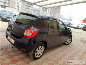 Dacia Sandero,GARANTIE 3 LUNI,BUY BACK ,RATE FIXE,motor 1200 Cmc,Benzina+Gaz.  - imagine 5