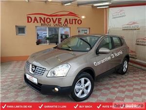 Nissan Qashqai,GARANTIE 3 LUNI,BUY BACK,RATE FIXE,1600 Cmc,115 Cp,benzina.  - imagine 1