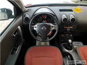 Nissan Qashqai,GARANTIE 3 LUNI,BUY BACK,RATE FIXE,1600 Cmc,115 Cp,benzina.  - imagine 7