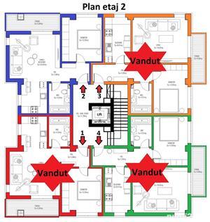 Apartament 2 camere 50mp parter bloc 2020 cu loc de parcare gratuit COMISION 0% - imagine 6