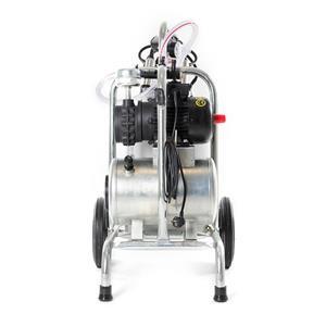 Aparat de muls vaci VEPEMIR 1 post si 1 bidon Aluminiu 20 litri/ Mulgatoare / Mulgatori   - imagine 3