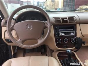 Mercedes-Benz  Clasa ML  270 INMATRICULAT Ro 1 zi - imagine 8