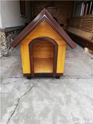 Cușcă de câine /talie mare  - imagine 1