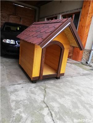 Cușcă de câine /talie mare  - imagine 3