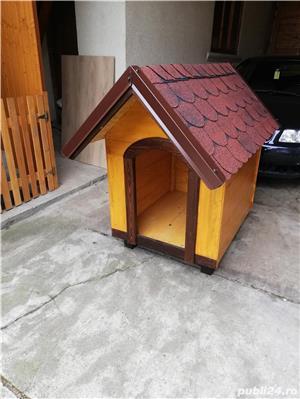 Cușcă de câine /talie mare  - imagine 2