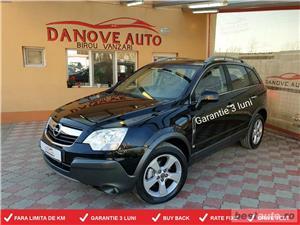 Opel Antara,GARANTIE 3 LUNI,BUY BACK,RATE FIXE,2000 Tdi,150 Cp,4x4,Navi.  - imagine 1