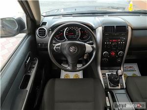 Suzuki Grand Vitara,GARANTIE 3 LUNI,BUY BACK,RATE FIXE,1900 Tdi,130 Cp,4x4,2010.  - imagine 2