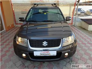 Suzuki Grand Vitara,GARANTIE 3 LUNI,BUY BACK,RATE FIXE,1900 Tdi,130 Cp,4x4,2010.  - imagine 9