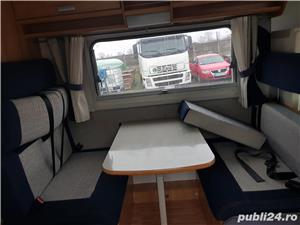Ford Transit autocaravana autorulota camper - imagine 4