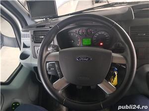Ford Transit autocaravana autorulota camper - imagine 8