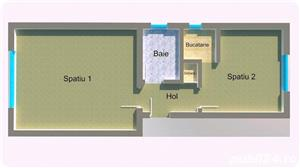 PF închiriez spațiu birou in centru, 55 mp - imagine 2