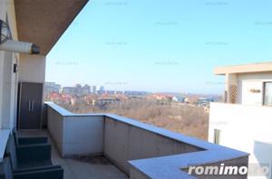 Drumul Taberei, Prelungirea Ghencea, apartament 2 camere + terasa de 18mp, mobilat si utilat. - imagine 13