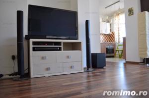 Drumul Taberei, Prelungirea Ghencea, apartament 2 camere + terasa de 18mp, mobilat si utilat. - imagine 5