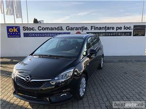 Opel Zafira Tourer | 1.6D | Navi | Scaune+volan incalzite | Senzori parcare+camera | Clima | 2017. - imagine 2