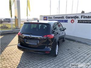 Opel Zafira Tourer | 1.6D | Navi | Scaune+volan incalzite | Senzori parcare+camera | Clima | 2017. - imagine 4