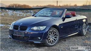 Vand BMW 320cd Cabrio M-Packet Navigatie Piele Euro5 - imagine 1