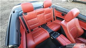 Vand BMW 320cd Cabrio M-Packet Euro5 Piele Navigatie  - imagine 10