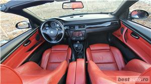 Vand BMW 320cd Cabrio M-Packet Euro5 Piele Navigatie  - imagine 8