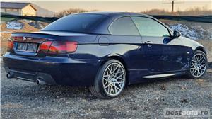 Vand BMW 320cd Cabrio M-Packet Navigatie Piele Euro5 - imagine 6