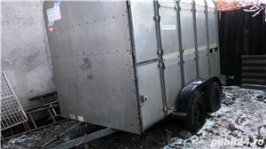 remorca transport animale - imagine 2