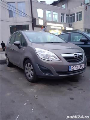Opel Meriva diesel euro 5 - imagine 4