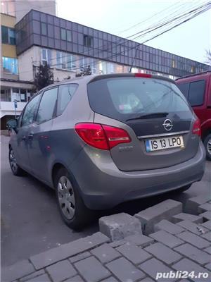 Opel Meriva diesel euro 5 - imagine 3