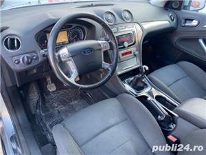 Ford Mondeo cu gaz - imagine 8