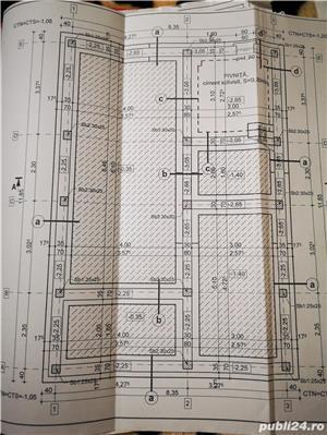 Teren intravilan cu fundatie, garaj si subsol executate - imagine 7