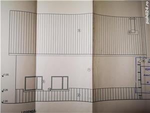 Teren intravilan cu fundatie, garaj si subsol executate - imagine 3