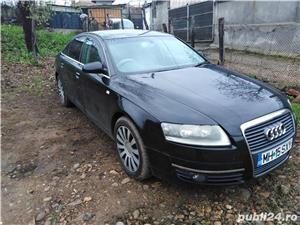 Audi A6 C6 2.0 TDI 140 CP Imatriculat 2007 (UK) - imagine 2