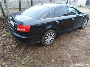 Audi A6 C6 2.0 TDI 140 CP Imatriculat 2007 (UK) - imagine 3