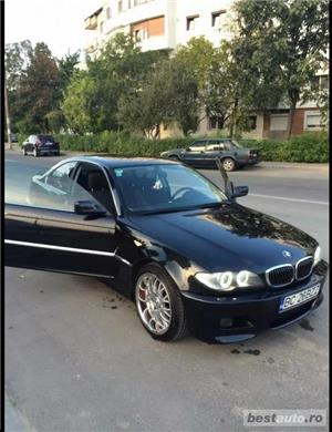 Bmw Seria 3 coupe facelift e 46 - imagine 3