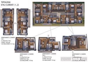 Apartament cu 2 camere de vânzare - imagine 4