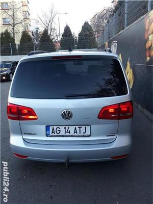 Vw Touran----5900€+tva---euro5 - imagine 6