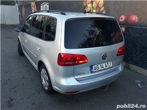 Vw Touran----5900€+tva---euro5 - imagine 4