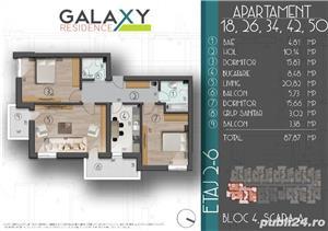 Apartament 3 camere 88mp, Dimitrie Leonida - imagine 10