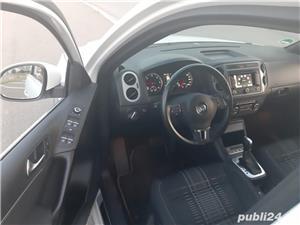 Vw Tiguan LOUNGE Edition-4x4 Automat DSG-177 cp. - imagine 5