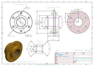 Inginer proiectant / desenator 2D sau 3D in AutCAD sau Inventor - imagine 3