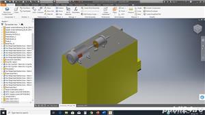 Inginer proiectant / desenator 2D sau 3D in AutCAD sau Inventor - imagine 4