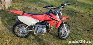 Honda Crf 70 - imagine 1