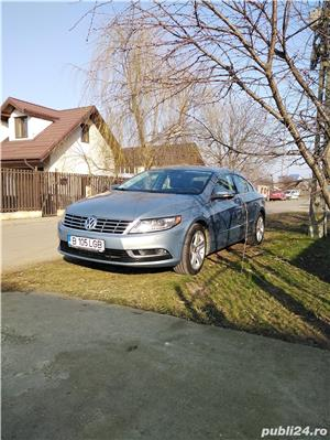 Vw Passat CC facelift, xenon, leduri  - imagine 6