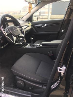 Mercedes c 180cdi bluefficyency 2011  .Schimb cu unele mai ieftine! - imagine 7