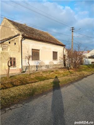 Vand casa cu teren pe colt 1637mp  langa Politia si Primaria Nadlac - imagine 4