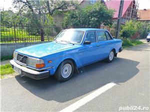 Volvo 244 GLE D6, Vehicul istoric in acte!!!Clima,Geamuri electrice!!! - imagine 1