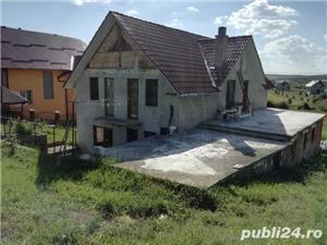 Zona Dumitra - De vanzare casa P+M = 170mp, situata pe 2500mp teren - imagine 2