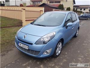 Renault Grand Scenic 1.9 DCI, 2010, 7 locuri, keyless go, Euro5 - imagine 1