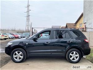 HYUNDAI  SANTA - FE - GARANTIE INCLUSA / RATE FIXE EGALE /  BUY-BACK / TEST-DRIVE // 2,2 CRDI - imagine 6